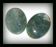 Moss Agate in the Gemstone Library