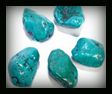 Turquoise in the Gemstone Library
