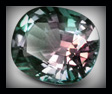 Alexandrite in the Gemstone Library